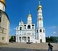 Колокольня Ивана Великого Соборная площадь кремля1.jpg
