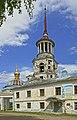 Монастырь Борисоглебский.Около входа в музей.JPG