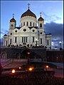 Москва, храм Христа Спасителя - panoramio (1).jpg