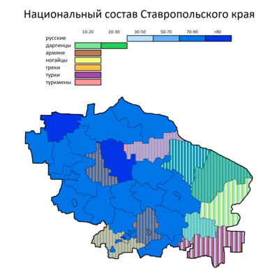 Народы ставропольского края доклад 4265