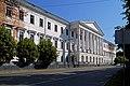 Соборності (Жовтнева) вул., 42 Петровський Полтавський кадетський корпус P1230490.jpg