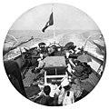 Фотопленки Поля Надара (1890). Пароход Баку — Узун-Ада. 5. Пассажиры 3-го класса.jpg