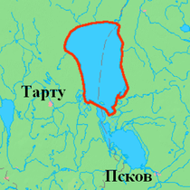 Чудское озеро на карте.png