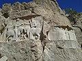 دو نقش برجسته از مجموعه باستانی نفش رستم.jpg