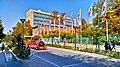 نمایی از مجموعه کاخ گلستان از خیابان داور.jpg