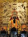 三條崙海清宮 鎮殿包公神像.jpg