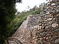 城外の南側から城門を望む(2).jpg