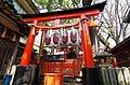 守居神社境内の稲荷神社 守口市土居町 2014.3.24 - panoramio.jpg