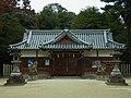 川西町結崎 糸井神社 Itoi-jinja, Yūzaki 2012.2.05 - panoramio (1).jpg