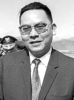 Trần Thiện Khiêm South Vietnamese commander and politician