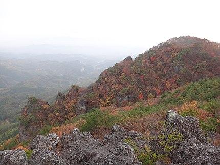 霊山(阿武隈高地)