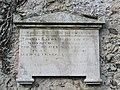 -2020-11-06 Wall plaque memorial for Thomas and Mary Bacon, St Bartholomew's, Hanworth, Norfolk.JPG