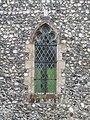 -2020-12-04 Lancet window, north elevation, Saint John the Baptist head, Church Street, Trimingham.JPG