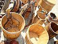 003165 Flohmarkt am Galizischer Marktplatz in Sanok.JPG