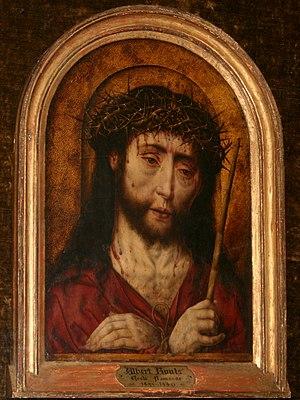 La Cambre Abbey - The Mocking of the Christ