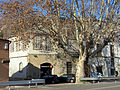012 Cal Pla (Monistrol de Montserrat), façana pl. Carles Amat.JPG