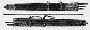 Djerid (weapon) - Russian djerids