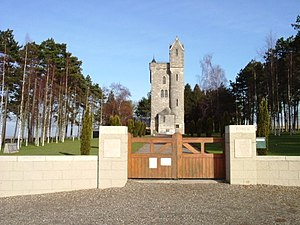 36th (Ulster) Division - Ulster Tower, Thiepval