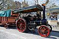 08.05.2016 Charles Burrell & Sons End2End traction engine Horsham West Sussex England.jpg