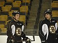 080920 bruins defensemen (2873069439).jpg