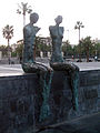 094 La parella, de Lautaro Díaz, moll de la Fusta.jpg