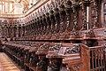 0 Venise, stalles de la basilique Santa Maria Gloriosa dei Frari.JPG