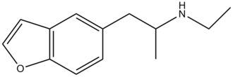 5-EAPB - Image: 1 (benzofuran 5 yl) N ethylpropan 2 amine