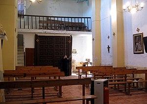 Iglesia de santa elena pedro izquierdo de moya for Interior izquierdo