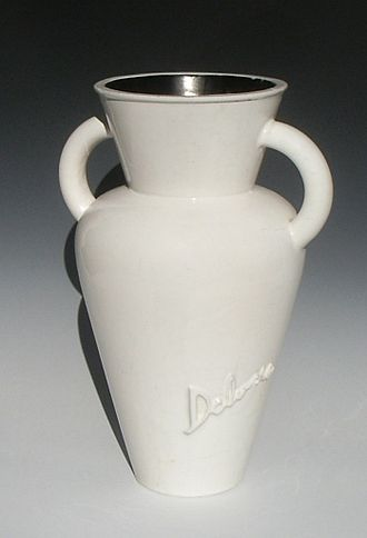 Edward Allington - Deluxe vase made whilst a fellow at Exeter College of Art and Design in 1976