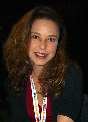 Dana Barron - Barron at the 2012 New York Comic Con