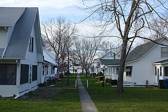 103rd Ohio Infantry - 103rd OVI complex in Avon Lake