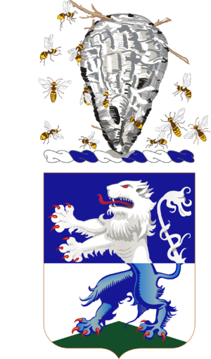 119th Infantry Regiment (United States) - Coat of arms