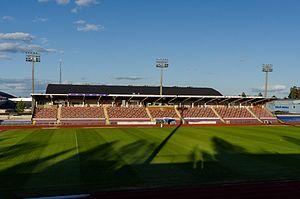 Östers IF - Värendsvallen: Öster stadium 1966–2012