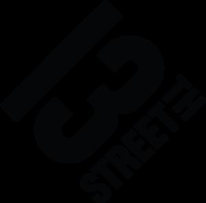 13th Street (Germany) - Image: 13th street logo uk master rgb black
