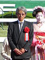 147th Tennosho spring (17 Ceremony 03 Hirohumi Toda) IMG 2654 20130428.JPG
