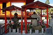 六波羅蜜寺の平清盛塚