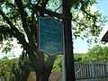 150 Cherry Brook Road sign (1896) Canton CT.jpg