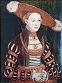 1535 Cranach d.Ä. Kurprinzessin Magdalene von Brandenburg Jagdschloss Grunewald anagoria.jpg