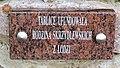 15 - Monument commemorating Hubalczyków in Anielin (gmina Poświętne), PL - 05.jpg