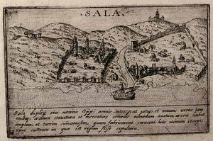 Jan Janszoon - Salé in the 1600s