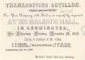 1847 Thanksgiving Leominster Massachusetts.png