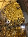 184 Sacra Capilla del Salvador, reixa i cúpula.jpg