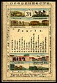 1856. Card from set of geographical cards of the Russian Empire 071.jpg