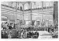 1887-05-30, La Ilustración Española y Americana, Inauguración oficial del concurso bajo la presidencia de la reina regente, el 21 del actual, Comba, Rico.jpg