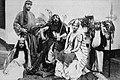 1899 Tegal Java - Cornelia (Keetje) Serrurier als Esther (en Louis Couperus als Assuérus).jpg
