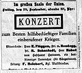 1914-09-14 Cellesche Zeitung Anzeige Konzert Union 1. Weltkrieg.jpg