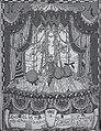 1915. Обложка журнала «Любовь к трем апельсинам» работы А. Я. Головина.jpg