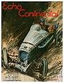 1927-06-18 Theo Matejko Titelblatt Echo Continental Nr. 5 1927 Verlagspostanstalt Magdeburg.jpg