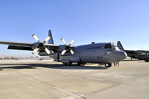 152nd Airlift Wing - 192d Airlift Squadron - Lockheed C-130H Hercules