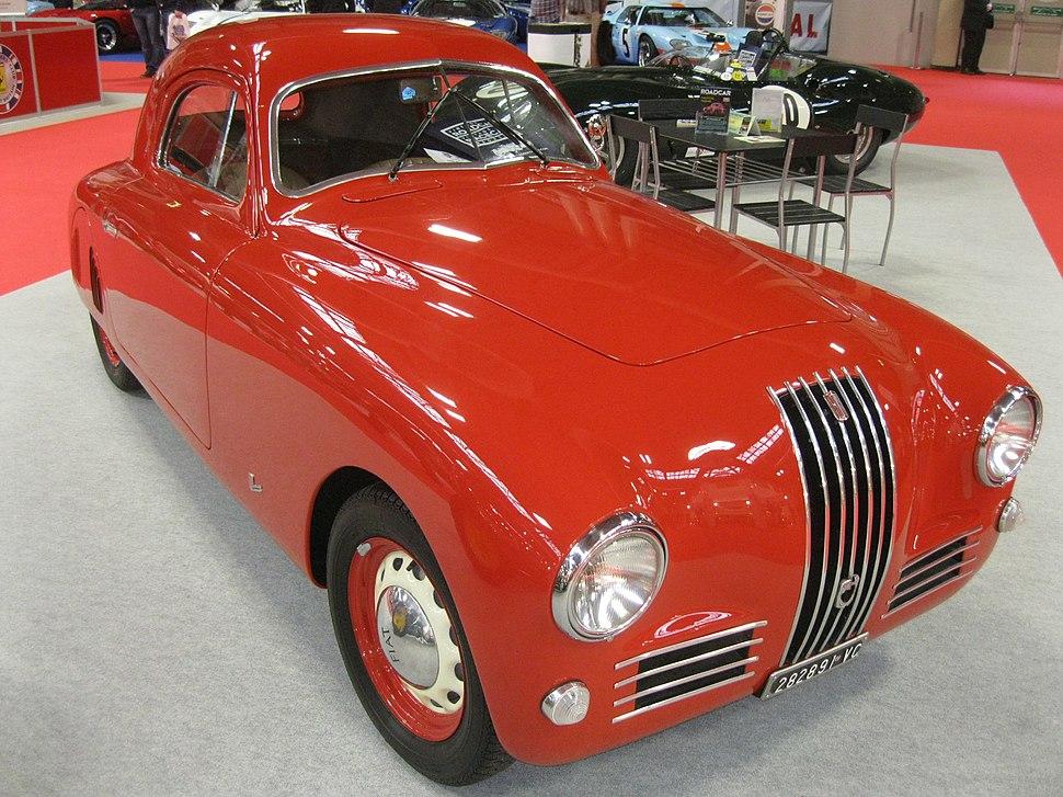 1949 Fiat 1100 S Mille Miglia (10966804744)
